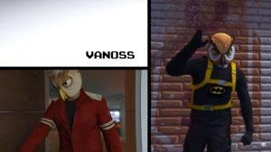 Vanosses avatar på kanalen VanossGaming fra videoen Vanoss Gaming Funny Moments - Best Moments of 2014 (Gmod, GTA 5, Skate 3, & More!)