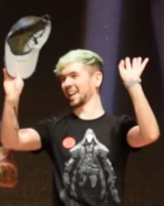 Jacksepticeye ved PAX West 2016