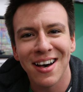 Et Close Up af Philip DeFranco
